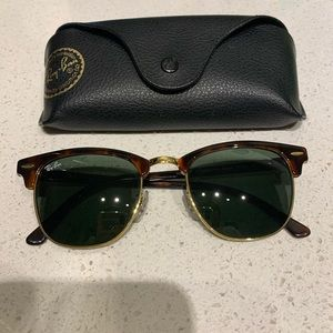 Rayban Clubmaster New Sunglasses